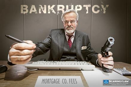 Mortgage Co. fees can be challenged in bankruptcy. ScaringLaw.com